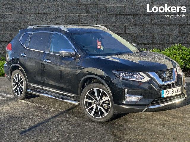 2019 Nissan X-Trail 1.7dCi Tekna (5 Seat) CVT (69 reg)