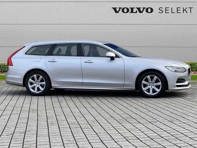 2018 Volvo V90 2.0TD D4 Momentum (68 reg)