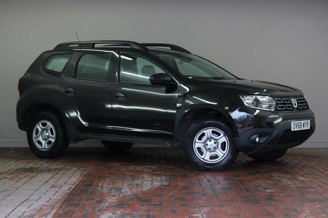 2019 Dacia Duster 1.5dCi Essential (68 reg)