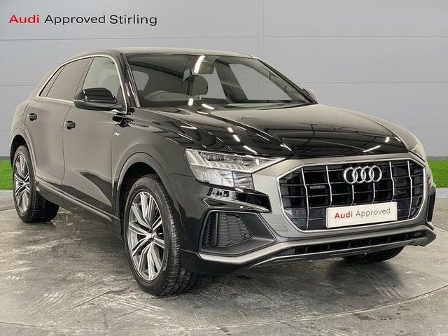 2019 Audi Q8 3.0 50 TDI S Line (s/s) (19 reg)