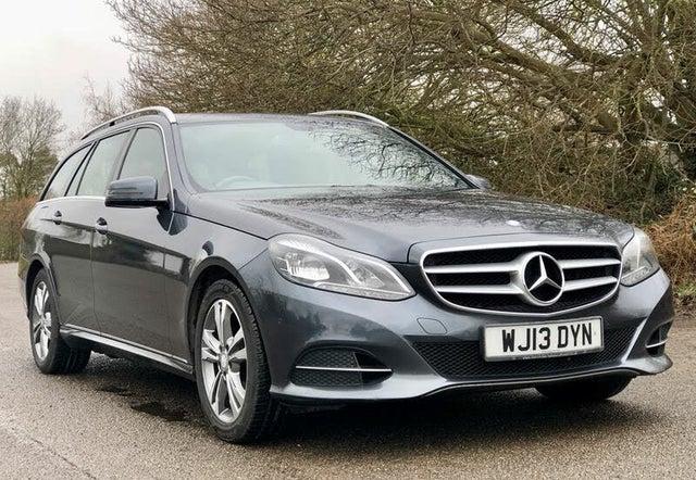 2013 Mercedes-Benz E-Class 2.1TD E220 CDI SE (175bhp) CDI Estate 5d 7G-Tronic Plus (13 reg)