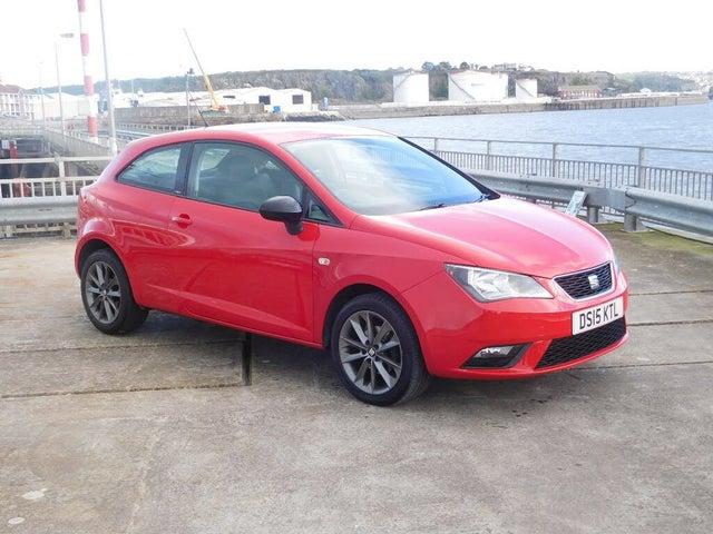 2015 Seat Ibiza 1.2 I-TECH SportCoupe 3d (15 reg)