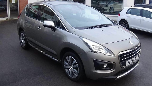 2015 Peugeot 3008 Crossover 1.6HDi Active (s/s) ETG (15 reg)