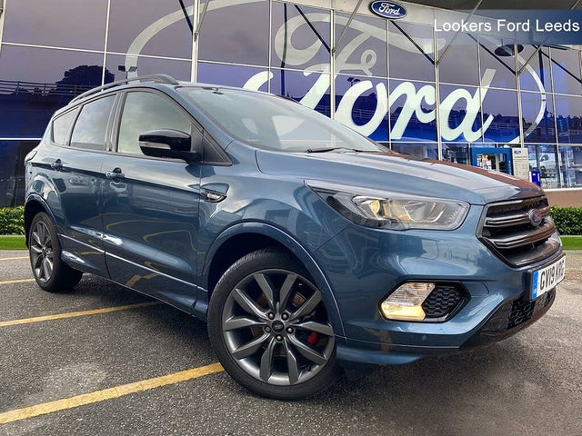 Used 2019 Ford Kuga 2.0TDCi ST-Line (180ps) AWD (s/s) for ...