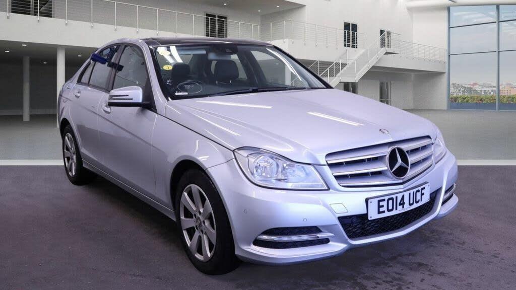 2014 mercedes c250 price