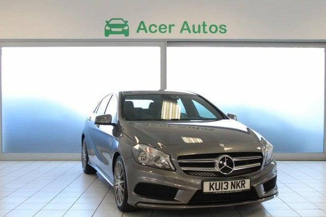 2013 Mercedes-Benz A-Class 1.8 CDI A180 AMG Sport (109ps) BlueEFFICIENCY (13 reg)