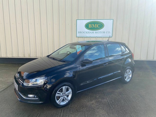 2016 Volkswagen Polo 1.0 Match (60ps) 5d (66 reg)