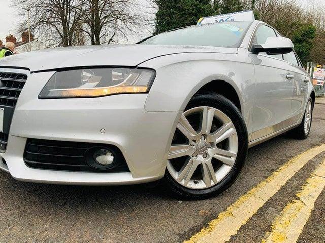 2010 Audi A4 2.0 S Line (211PS) (10 reg)