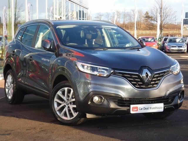2017 Renault Kadjar 1.2 TCe Dynamique Nav (s/s) (66 reg)