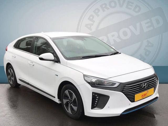 2017 Hyundai IONIQ 1.6 GDi Premium SE Hybrid (66 reg)