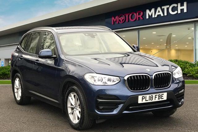 2018 BMW X3 (18 reg)