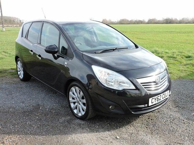 2012 Vauxhall Meriva (62 reg)