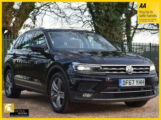 2018 Volkswagen Tiguan 2.0TDI SEL (150ps) (s/s) (67 reg)