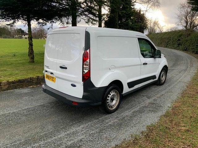 2018 Ford Transit Connect 1.5TDCi L1 200 (75PS)(Eu6) (18 reg)