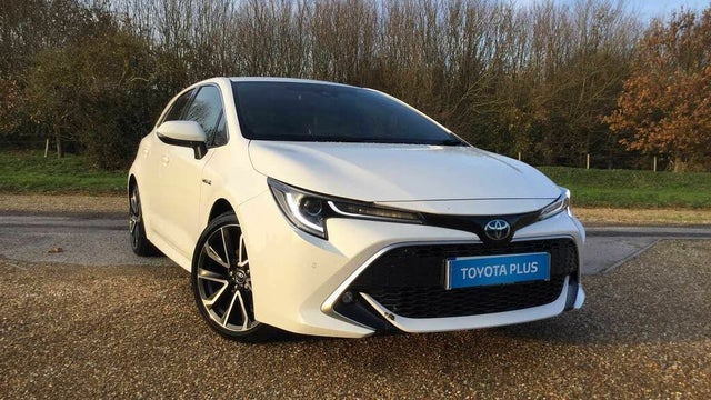2019 Toyota Corolla 1.8 VVT-i Excel (TRK) Hatchback (19 reg)