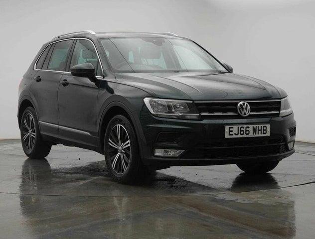 2016 Volkswagen Tiguan 2.0TDI SE Navigation (150ps) (BMT)(s/s) DSG (66 reg)