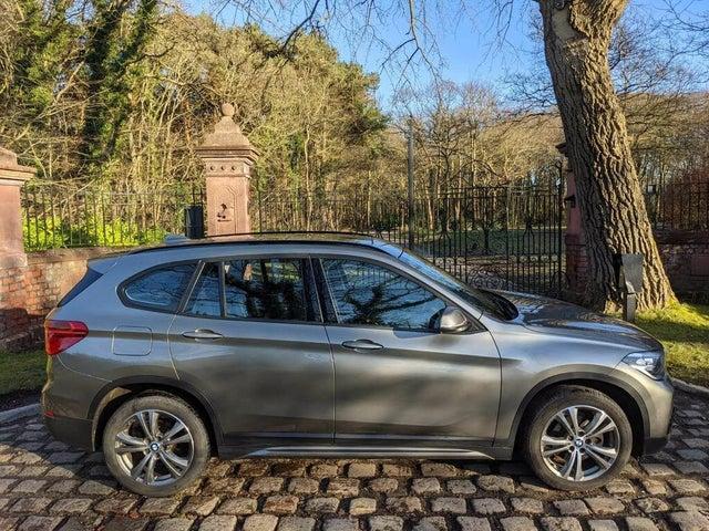 2015 BMW X1 (65 reg)