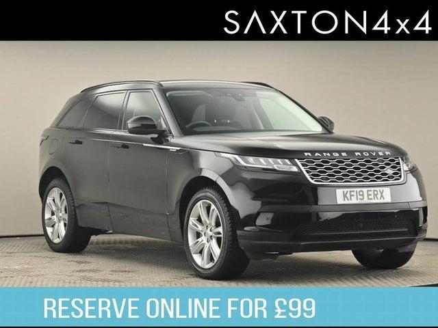 2019 Land Rover Range Rover Velar (LY reg)