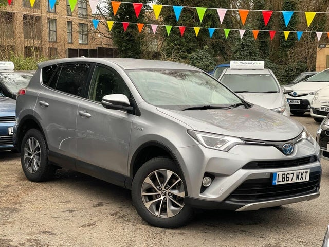 2018 Toyota RAV4 2.5 Icon Tech (67 reg)