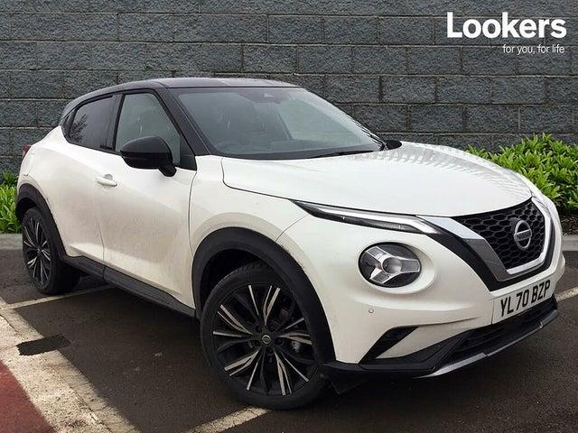 Used Nissan Juke Tekna+ for sale in Burnley (with Dealer ...
