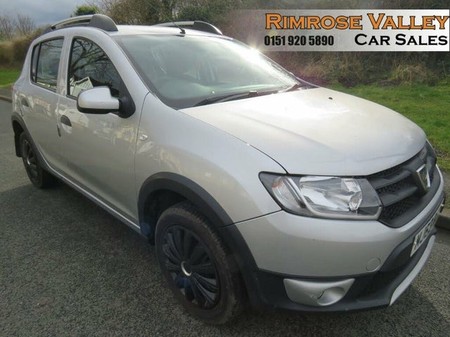 2013 Dacia Sandero Stepway 0.9 Ambiance (63 reg)