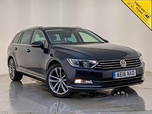 2016 Volkswagen Passat 2.0TDI GT (150ps) Estate 5d (16 reg)