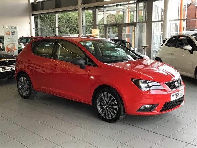 2015 Seat Ibiza 1.2 TSI Connect Hatchback 5d (65 reg)