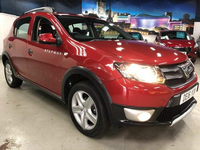 2016 Dacia Sandero Stepway 0.9 TCe Laureate (16 reg)