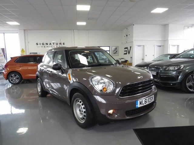 2011 MINI Countryman 1.6 One auto (61 reg)