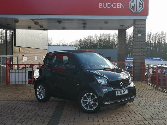 2017 Smart fortwo 1.0 Passion (71bhp) (s/s) Coupe (17 reg)