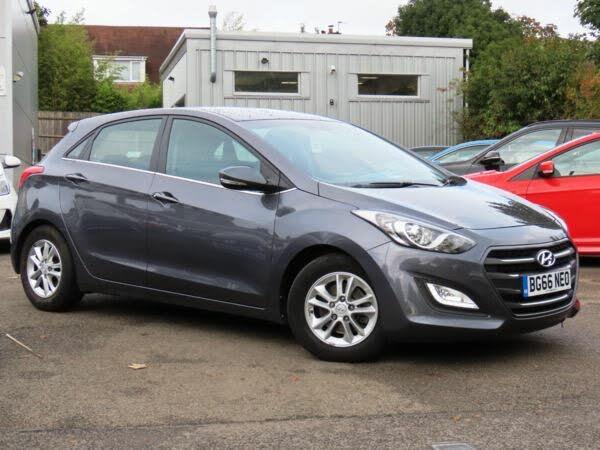2016 Hyundai i30 1.6CRDi SE Nav (110ps) Hatchback (66 reg)