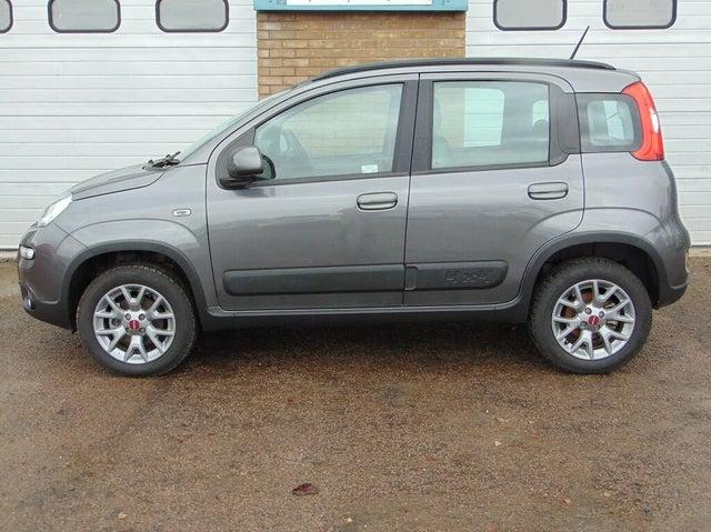 2017 Fiat Panda 0.9 (67 reg)