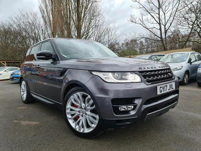 2017 Land Rover Range Rover Sport 3.0 SD V6 HSE Dynamic 3.0SD (306bhp) Auto (ED reg)