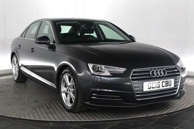 2016 Audi A4 2.0TDI ultra SE (150ps) (s/s) (16 reg)
