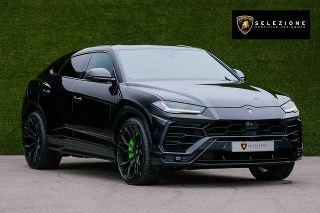 2019 Lamborghini Urus 4.0 [No Trim] (TV reg)