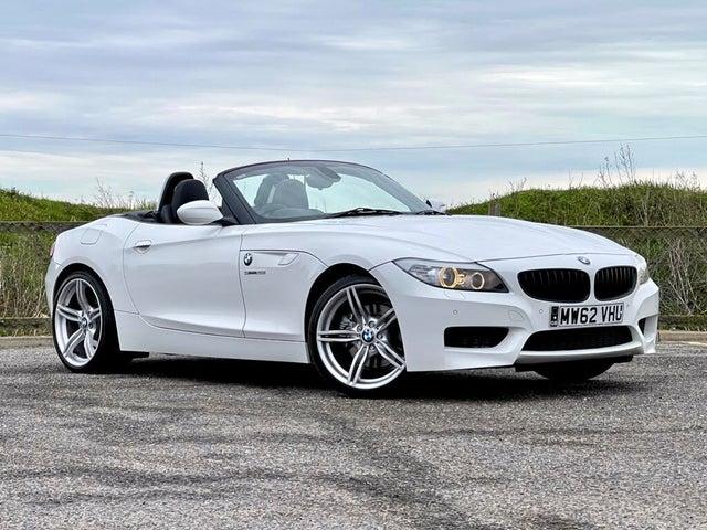 2013 BMW Z4 2.0 sDrive28i M Sport (62 reg)