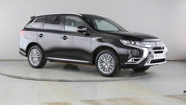 2019 Mitsubishi Outlander 2.4 Exceed PHEV (69 reg)