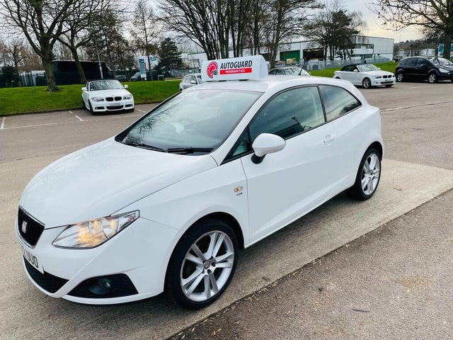 2012 Seat Ibiza 1.6TD Sportrider CR SportCoupe Hatchback 3d (12 reg)