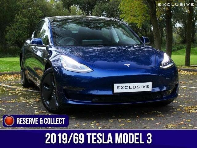 2019 Tesla Model 3 E Long Range (69 reg)