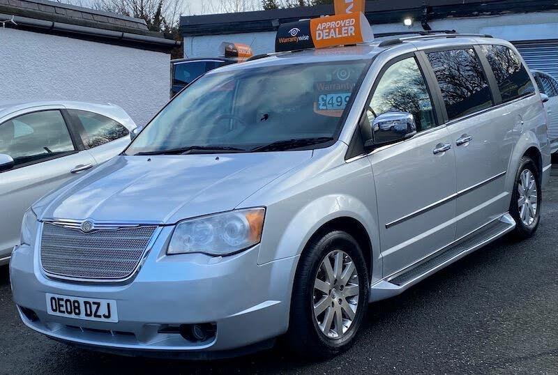 2008 Chrysler Grand Voyager 2.8TD Limited - £4,999 for ...