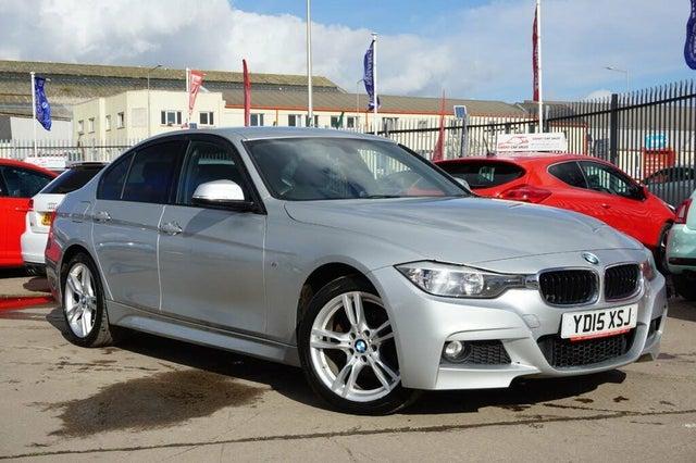 2015 BMW 3 Series 2.0TD 320d xDrive M Sport (184bhp) 4X4 Saloon 4d Auto (15 reg)