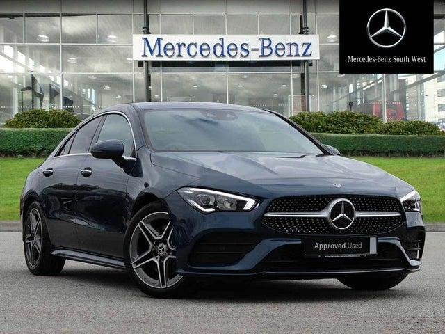 2019 Mercedes-Benz CLA 2.0d CLA 220d AMG Line Premium Coupe 4d (69 reg)