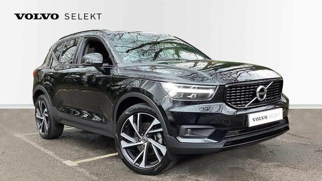 2019 Volvo XC40 2.0TD D4 R-Design Pro (68 reg)