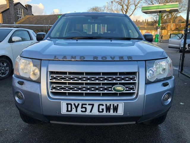2007 Land Rover Freelander 2 2.2TD XS auto (57 reg)