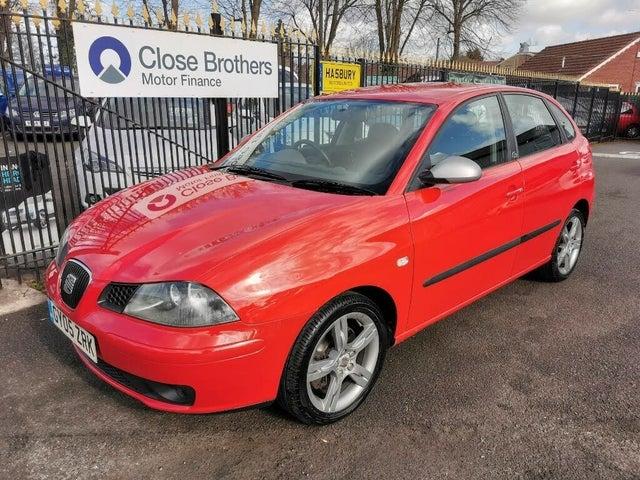 2005 Seat Ibiza 1.9TD FR 5d (05 reg)