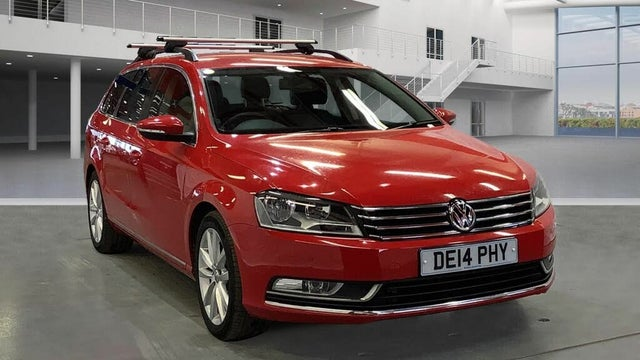 2014 Volkswagen Passat 2.0TDI Executive (140ps) Estate 5d (14 reg)