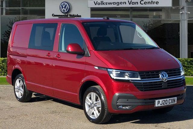 2020 Volkswagen Transporter 2.0TDI T32 Highline BMT LWB (150ps)(Eu6dT-E) Panel Van (20 reg)