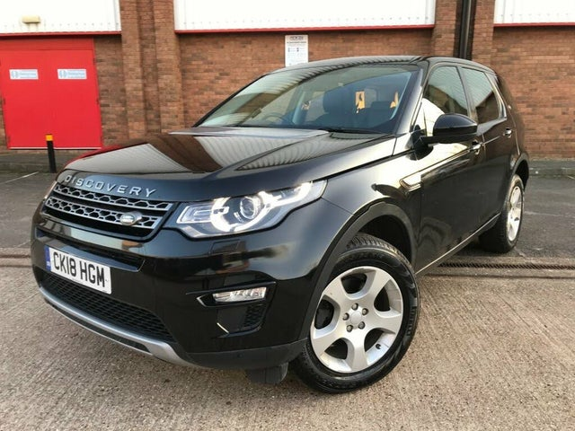 2018 Land Rover Discovery Sport 2.0eD4 HSE (18 reg)