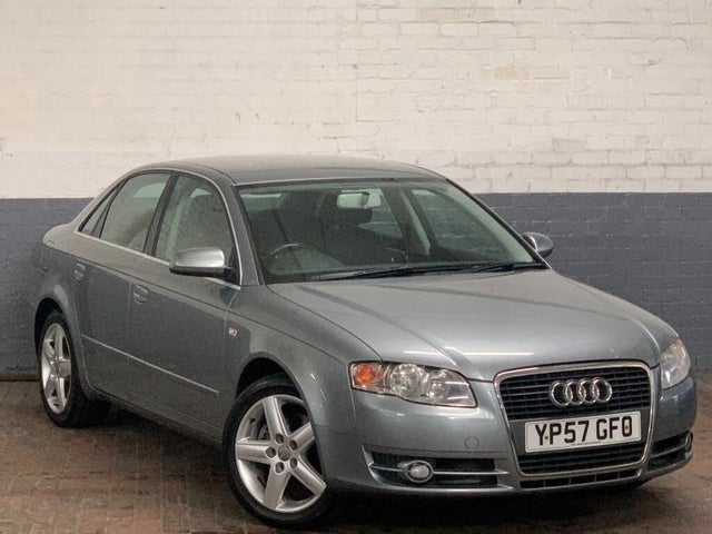 2007 Audi A4 2.0TD SE (170PS) (DPF) 1968cc (57 reg)