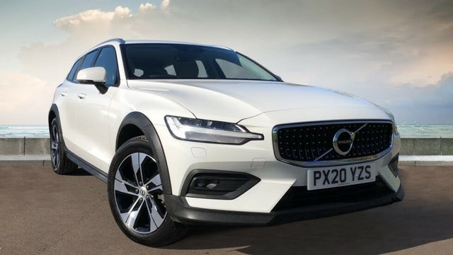 2020 Volvo V60 2.0 T5 Cross Country Plus (20 reg)